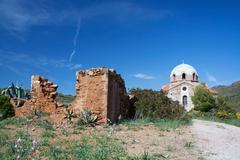 Ekklisia Agios Ioannis Prodromos, Attica, Greece Stock Photos