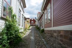 Gaevle, Sweden Stock Photos