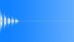 Dinky Cartoon Hit 04 Sound Effect
