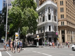 Queen Victoria Building, Sydney, New South Wales, Australia Stock Footage