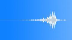 Low crescendo impact Sound Effect