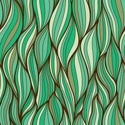Seamless abstract pattern. Stock Illustration