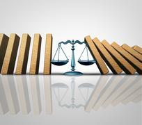 Legal Help Stock Illustration