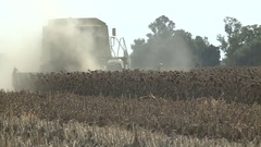 CALIFORNIA FARMING AGRICULTURE CROPS Stock Footage