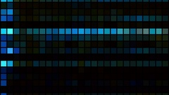Light emitting diodes flicker with data - LED 030 HD, 4K Stock Footage Stock Footage