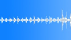 Footsteps Over a Wooden Bridge 2 Sound Effect