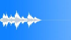 Milestone Achieve - Gameplay Sound Effect Äänitehoste