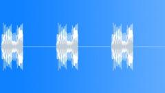 Playful Mobile Phone Dinging Sound Sound Effect