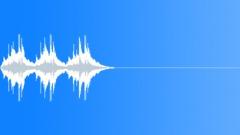 Milestone Reach - Tablet Game Efx Sound Effect
