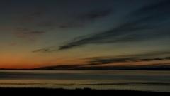 Sunrise on the Lake Khar-Us Nuur, Mongolia. Full HD Stock Footage