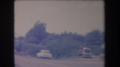 1969: retro video of a simpler time HAWAII Stock Footage