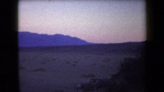 1958: a group of people in a fire camp. ARIZONA Stock Footage