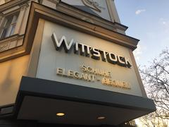 Berlin, Germany - December 2, 2016: Wittstock shoe store Kuvituskuvat