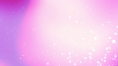 Particles in Elegant Space Stock Footage