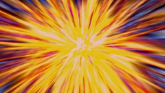 Shiny Explosion Sun Sparkle Background Arkistovideo