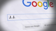 Google Search Engine - Search For J  J  Thomson Stock Footage