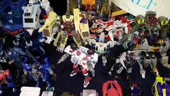 Transformers toy for sale Stock Footage