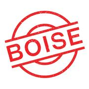 Boise rubber stamp Piirros