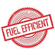 Fuel efficient stamp Piirros
