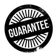 Guarantee stamp Stock Illustration