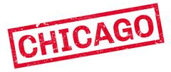 Chicago rubber stamp Piirros