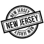 New Jersey rubber stamp Piirros