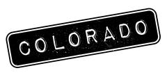 Colorado rubber stamp Piirros