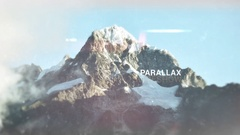 Parallax Slideshow Stock After Effects