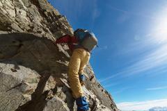 Climber Stock Photos