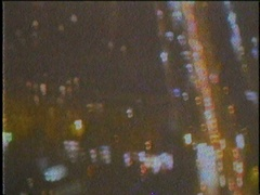 Aerial defocused effect Paris street drone aerial Arkistovideo