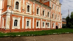 Church of St. Nicholas, Smolensk, Russia Stock Footage