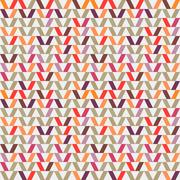 Seamless background of triangles. Vector. Piirros
