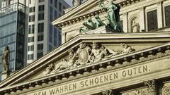Frankfurt Alte Oper Stock Footage