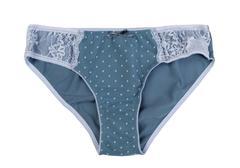 Simple Cotton panties Stock Photos