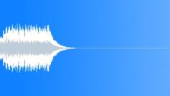 Positive Arpeggio Idea Sound Effect