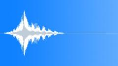 Whoosh Impact Transformer Sound Effect