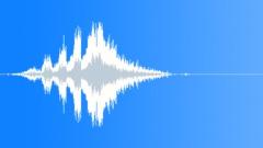 Whoosh Impact UFO Sound Effect