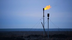 Combustion of natural gas Arkistovideo