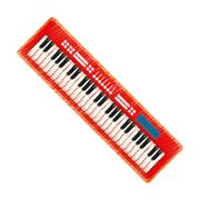 Piano music instrument Stock Illustration