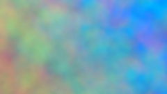 Abstract light multi color backgrounds bokeh Stock Footage
