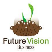 Future Vision Busines Logo Stock Illustration