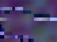 Abstract Motion Flickering Running Geometrical Dots Rectangles Background Stock Footage