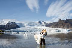 Beautiful romance Stock Photos
