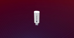 Flash Drive Transmition Stock Footage