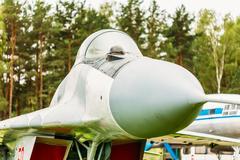 Russian Soviet Multipurpose Frontline Fighter Stock Photos