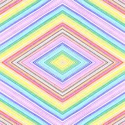 Bright color lines pattern Stock Illustration
