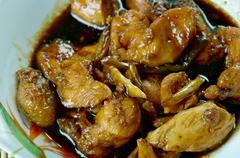 Gong Bao Chicken Kuvituskuvat