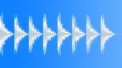 Robot Walk 02 Sound Effect