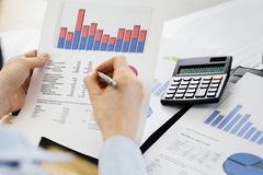 Bookkeeping and Finances Stock Photos