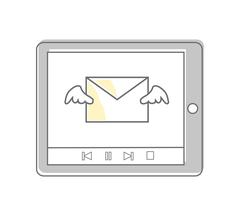 E-mail. Video Marketing Approaches and Methods Piirros